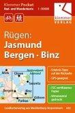 Rügen: Jasmund, Bergen, Binz 1 : 50 000 Rad- und Wanderkarte