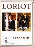 Loriot - Die Spielfilme Doppel-DVD