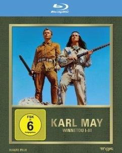 Karl May - Box 3 BLU-RAY Box
