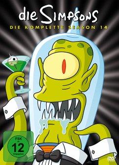 Die Simpsons - Die komplette Season 14 (4 Discs)