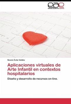 Aplicaciones virtuales de Arte Infantil en contextos hospitalarios