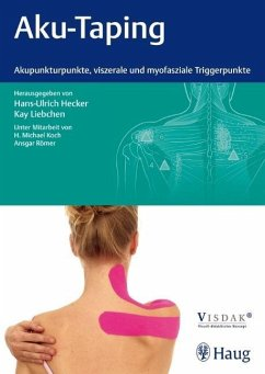 Aku-Taping - Hecker, Hans Ulrich; Liebchen, Kay; Koch, Hans Michael; Römer, Ansgar Thomas