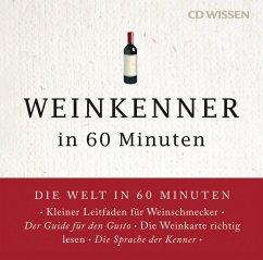 Weinkenner in 60 Minuten (MP3-Download) - Lueckel, Gordon