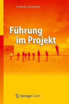 Führung im Projekt