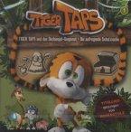 Tiger Taps und das Dschungel-Gespenst, Die aufregende Schatzsuche / Tiger Taps Bd.1 (1 Audio-CD)