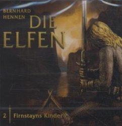 Firnstayns Kinder / Die Elfen Bd.2 (1 Audio-CD) - Hennen, Bernhard