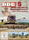 DDR-Landtechnik im Einsatz - Teil 5