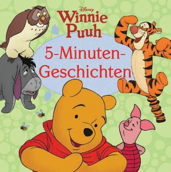 disney winnie puuh 5 minuten geschichten buch. Black Bedroom Furniture Sets. Home Design Ideas