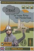 David, Der kleine Ritter aus Hasmersheim, CD-ROM / gehirngerecht Englisch Tl.1