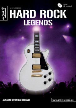 Hard Rock Legends, m. Audio-CD