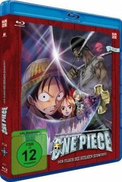 One Piece: Der Fluch des heiligen Schwertes - 5. Film