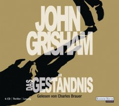 Das Geständnis (MP3-Download) - Grisham, John