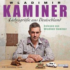 Liebesgrüße aus Deutschland (MP3-Download) - Kaminer, Wladimir
