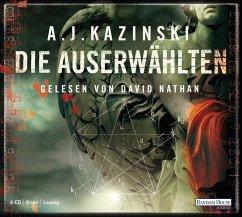 Die Auserwählten / Kommissar Niels Bentzon Bd.1 (MP3-Download) - Kazinski, A. J.
