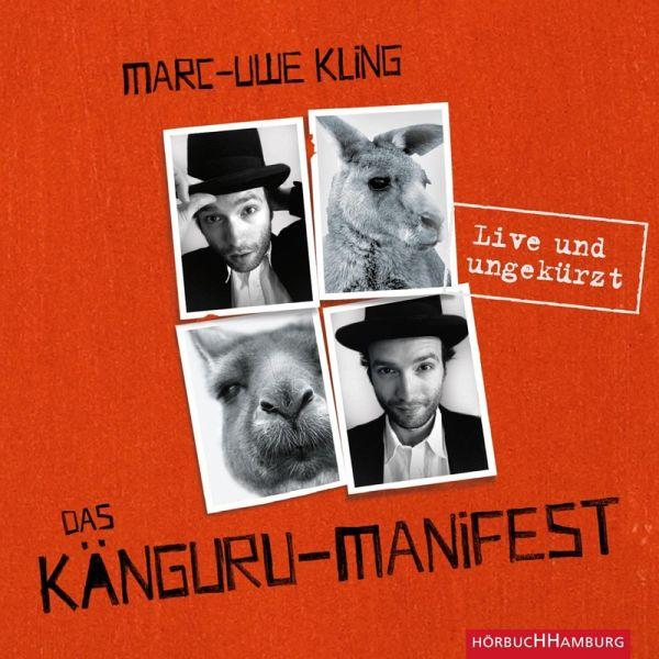 Das Känguru-Manifest / Känguru Chroniken Bd.2 (MP3-Download) - Kling, Marc-Uwe