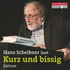 Kurz und bissig (MP3-Download) - Scheibner, Hans