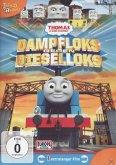 Thomas & seine Freunde - Dampfloks gegen Dieselloks