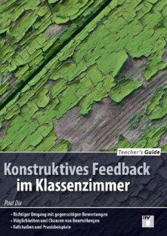 Teacher´s Guide / Konstruktives Feedback im Kla...