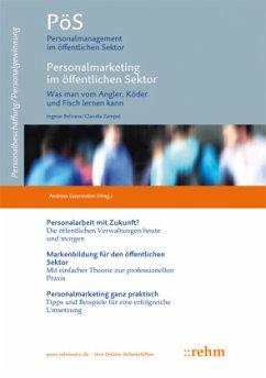 Personalmarketing im öffentlichen Sektor