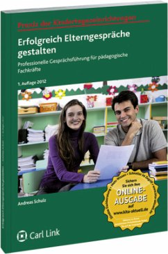 Erfolgreich Elterngespräche gestalten - Schulz, Andreas