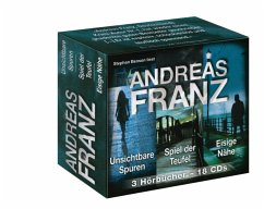 Andreas Franz Box, 18 Audio-CDs - Franz, Andreas