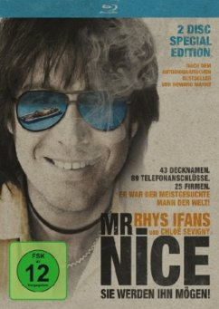 Mr. Nice (Special Edition, 2 Discs)
