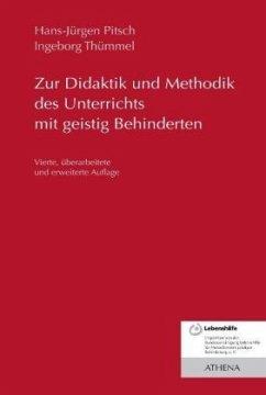 Zur Didaktik und Methodik des Unterrichts mit g...