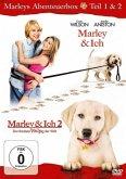 Marley & Ich / Marley & Ich 2 - Der frechste Welpe der Welt (2 Discs)