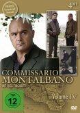 Commissario Montalbano - Vol. 4 DVD-Box
