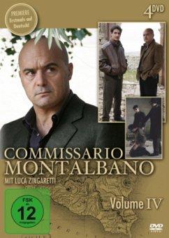 Commissario Montalbano - Volume IV (4 Discs)