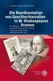 Die Repräsentation von Geschlechterrollen in W. Shakespeares Dramen