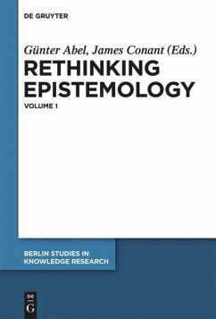 Rethinking Epistemology