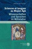 Sciences et Langues au Moyen Âge / Wissenschaften und Sprachen im Mittelalter