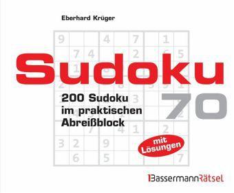 Sudoku Block - Krüger, Eberhard