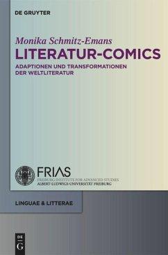 Literatur-Comics - Schmitz-Emans, Monika