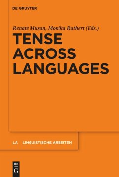 Tense across Languages
