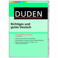 Duden Richtiges und gutes Deutsch 9 (PC) für PC (Download für Windows)