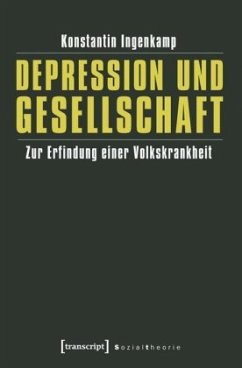 Depression und Gesellschaft - Ingenkamp, Konstantin