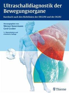 Ultraschalldiagnostik der Bewegungsorgane - Konermann, Werner; Gruber, Gerd