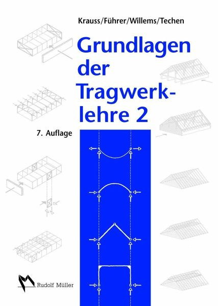 Grundlagen der tragwerklehre 2 von franz krauss wilfried for Grundlagen der tragwerklehre 1