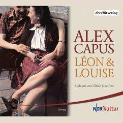 Léon und Louise (MP3-Download) - Capus, Alex