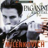 Milenkovich: Recital