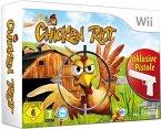 Chicken Riot - Die wilde Hühnerjagd inkl. Pistole (Wii)