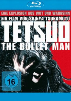 Tetsuo - The Bullet Man (Limited Collector Edition, 3 Discs)