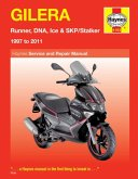 Gilera Runner, DNA, Ice & SKP/Stalker Service and Repair Man