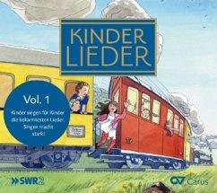 Kinderlieder Vol.1-Exklusive Cd-Sammlung - Pregardien/Danz/Kinder Vom Kleistpark/Ulmer Spatze