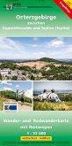 Osterzgebirge zwischen Dippoldiswalde und Teplice 1 : 33 000