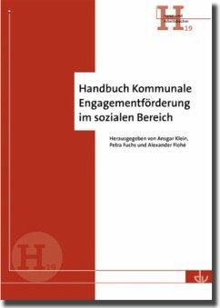 Handbuch Kommunale Engagementförderung im sozialen Bereich