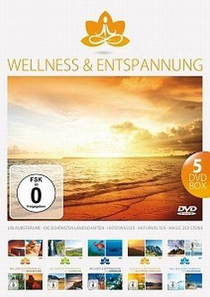 wellness entspannung auf dvd portofrei bei b. Black Bedroom Furniture Sets. Home Design Ideas