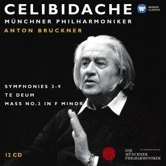 Celibidache 2:Sinfonien/Te Deum - Celibidache,Sergiu/Mp
